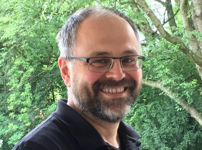 Holger Crump - Leiter der Tinnitus-Selbsthilfegruppe