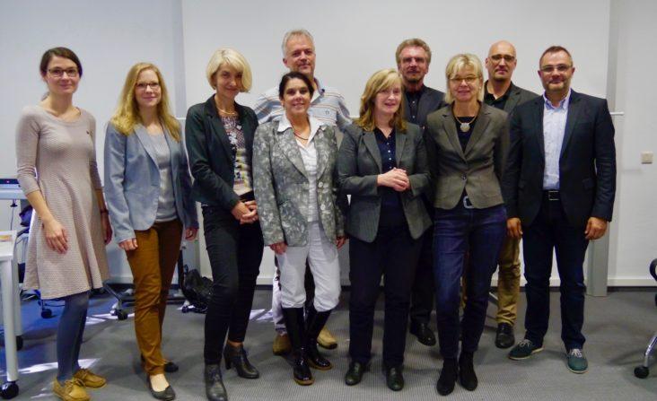 Michael H. Lux, erweiterter Vorstand der Deutschen Gesellschaft für Interpersonelle Psychotherapie DG-IPT