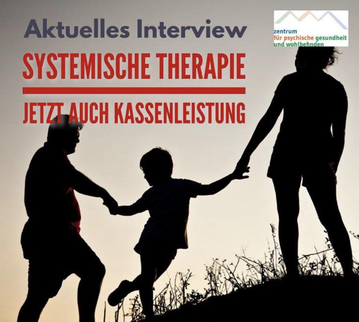 Interview zur Systemischen Therapie