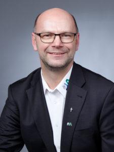 Christoph Bernards ist leitender Pfarrer der Kirchengemeinde St. Joseph und St. Antonius in Bergisch Gladbach