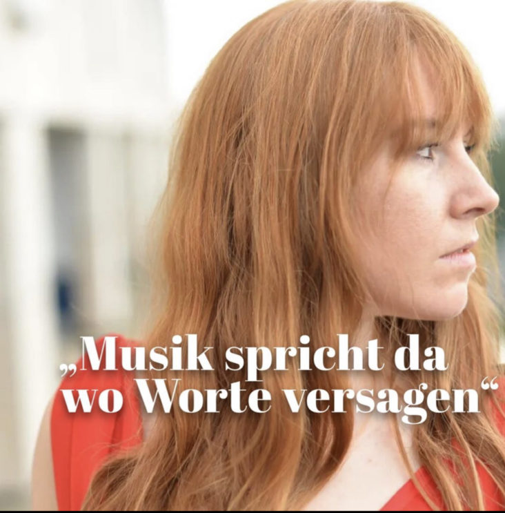 Interview mit der Künstlerin Marie-Luise Gunst