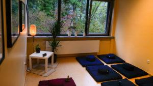 Meditationsraum im DBG
